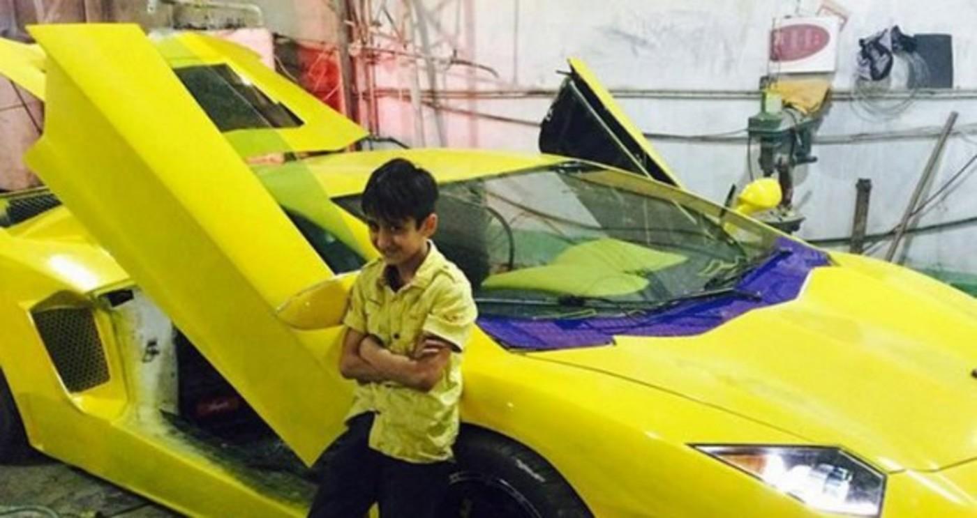 Lamborghini 3 w1400