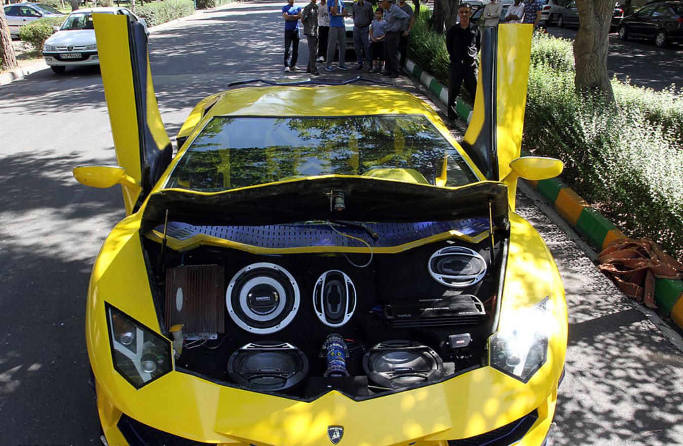 Lamborghini 6 w1400