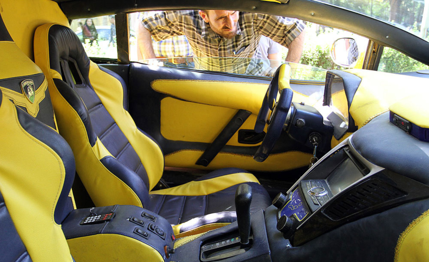 Lamborghini 7 w1400