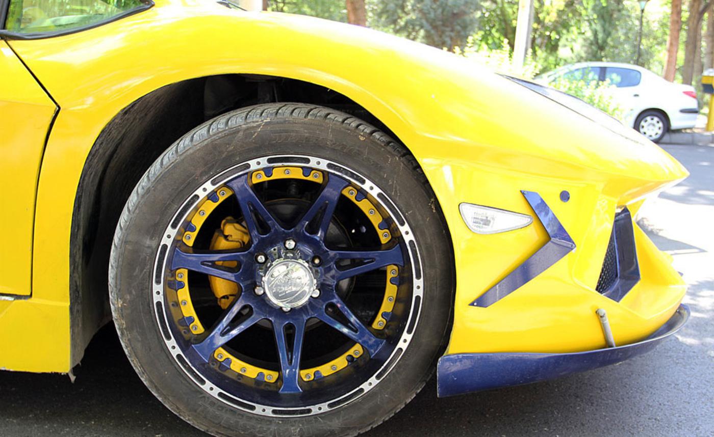 Lamborghini 9 w1400