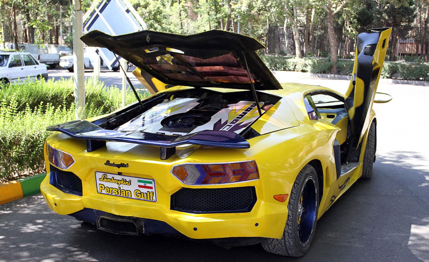 Lamborghini 10 w1400