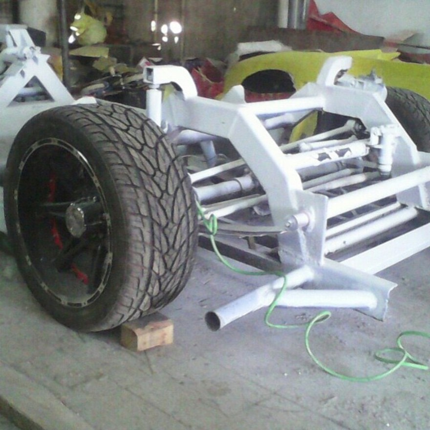 Lamborghini 14 w1400