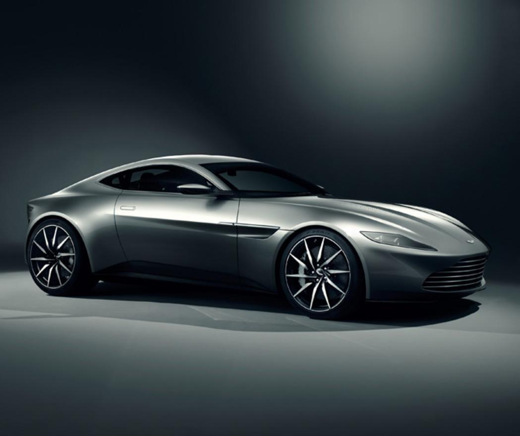 Aston martin bond w1400