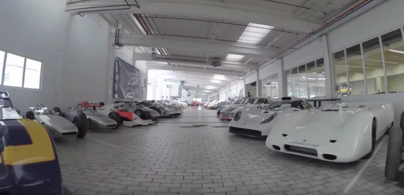 Porsche lineup w1400