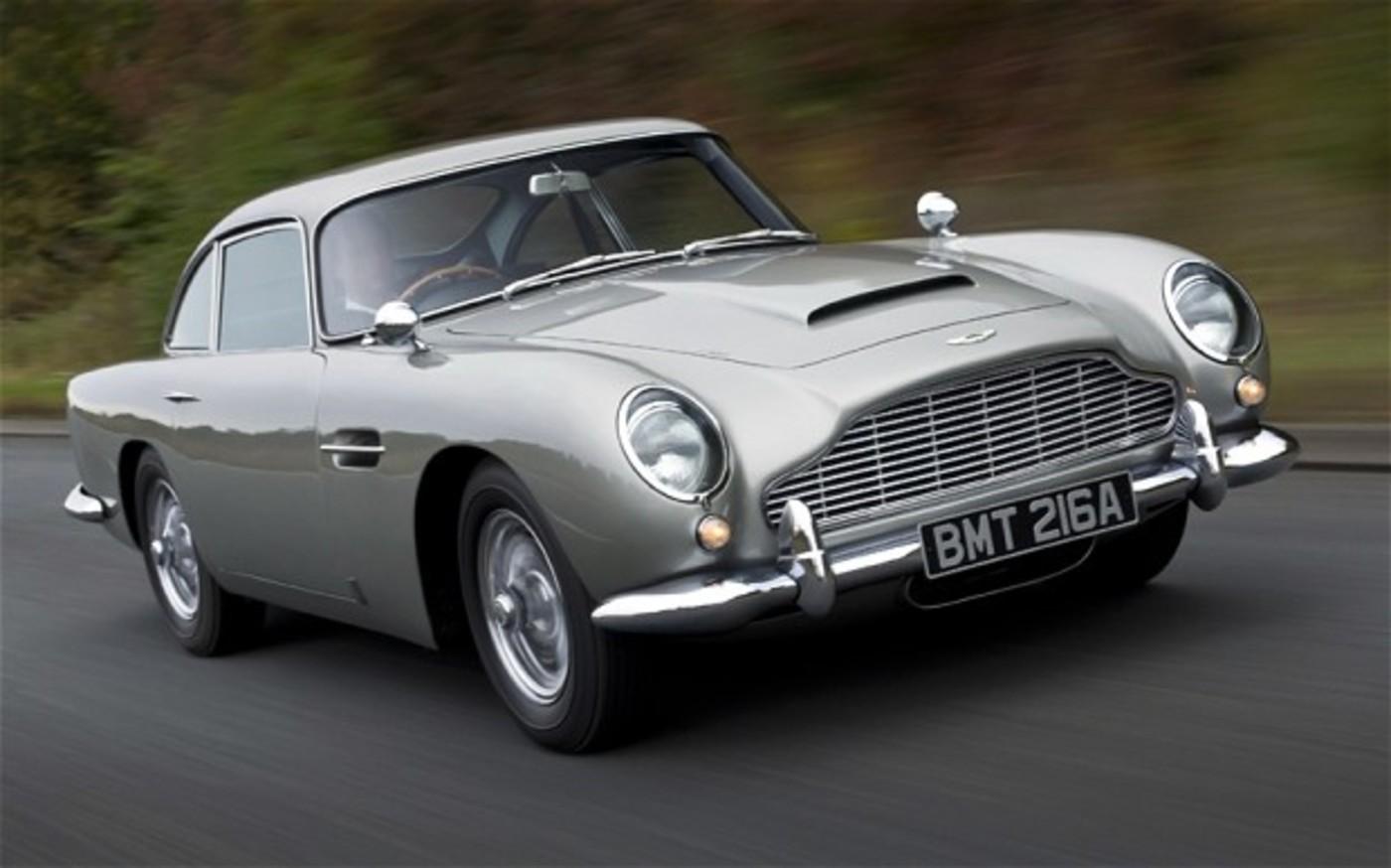 Aston martin db5 w1400
