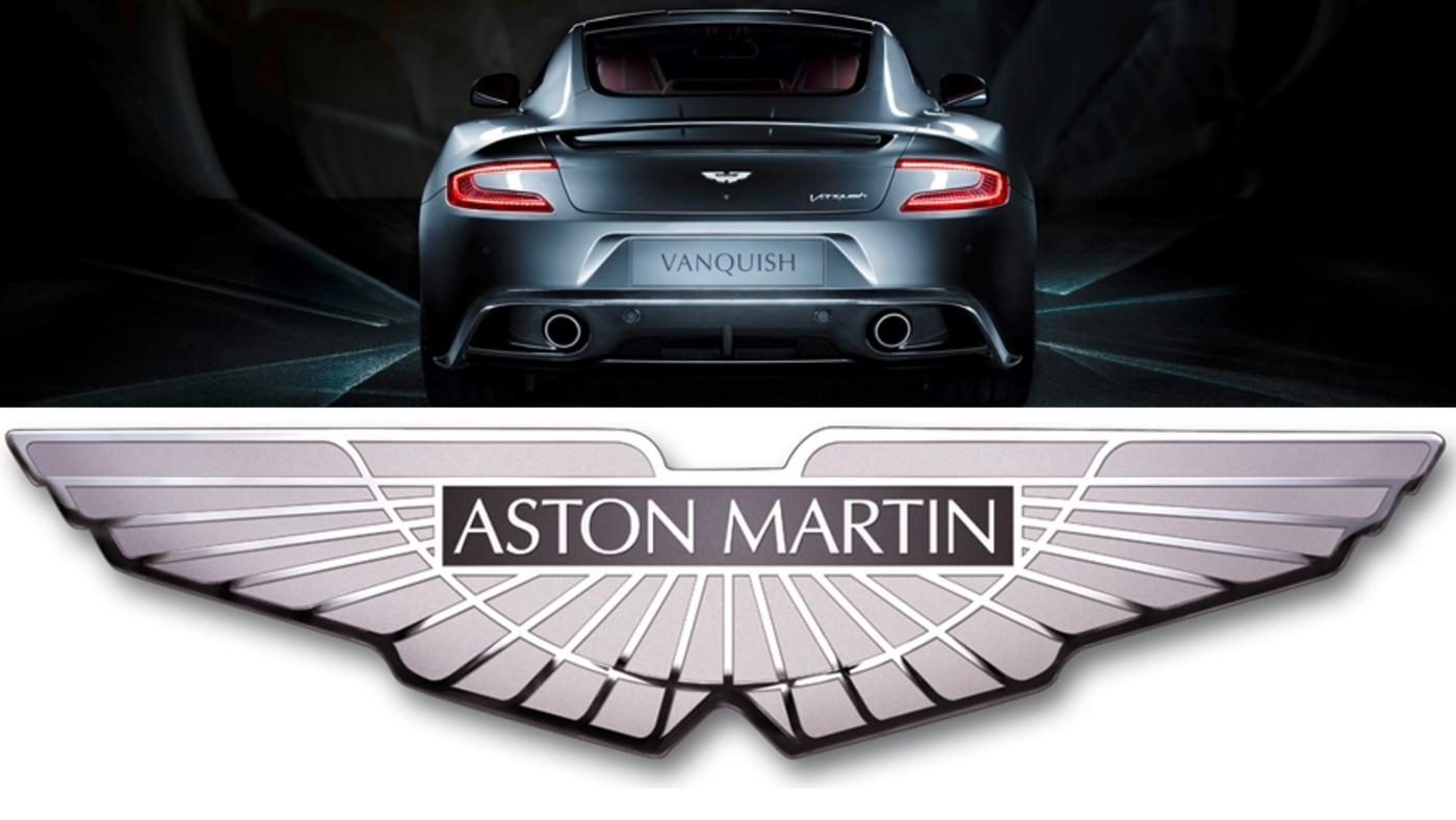 Aston martin vanquish w1400