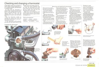 How to replace a car thermostat